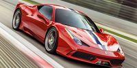 Ferrari 458 Speciale Spider – vindrufs i superfart