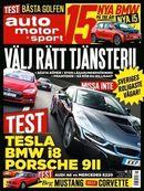 18/2014: Test av BMW i8 – bästa tjänstebilen