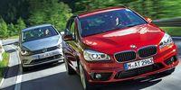 Provduell: BMW 2-serie Active Tourer mot Volkswagen Golf Sportsvan