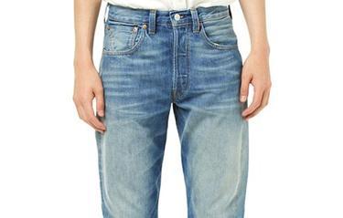 10 ljusblåa jeans