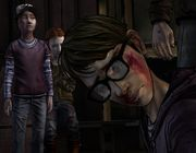 The Walking Dead: Season Two Episode 5 – No Going Back