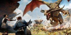 Dragon Age 3 får separat co-op-läge