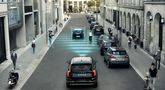 Volvo XC90: Säkerhet