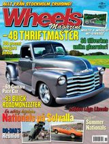 Wheels Magazine nr 11 2014