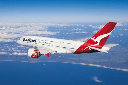 Qantas redovisar miljardförlust