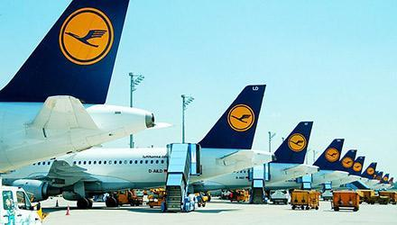 Nytt strejkhot för Lufthansa
