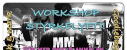 Tips: Workshop i styrkelyft i Solna