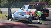 Spion Koenigseggs testbil har kraschat på Nürburgring