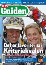 V75 Guiden nr 43, 2014
