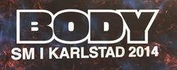 Video från SM Karlstad 2014: Classic Bodybuilding Veteraner