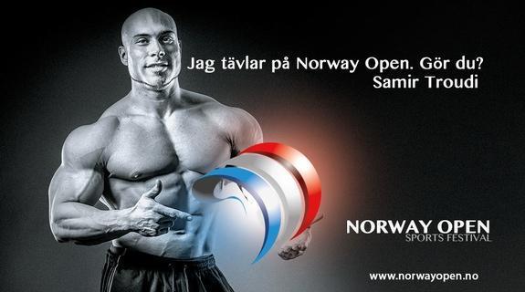 Norway Open är tillbaks till helgen!