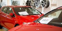 Priserna på begagnade bilar lyfter