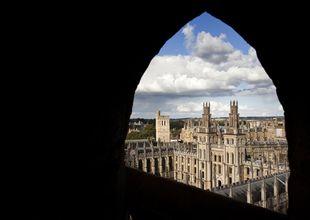 Oxford - I de lärdas kvarter