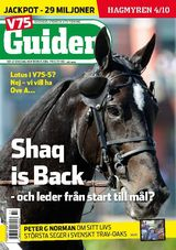 V75 Guiden nr 47, 2014