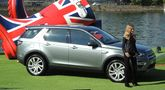 Land Rover Discovery Sport - premiär i Paris