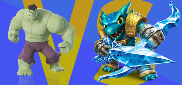 Disney Infinity 2.0 vs. 