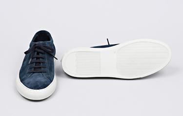 Veckans sneakers: Blåa mockaskor