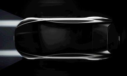 Audi smygvisar ny konceptbil inför bilsalongen i Los Angeles