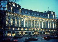 Globala hotelljättar växer