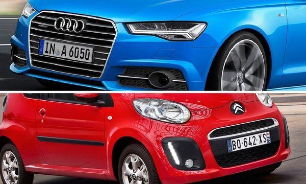Tyck till: Vilken bil har snyggaste LED-ljusen?