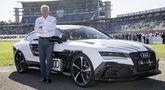 Audi RS 7 Concept – autonom bil i racetempo på Hockenheim