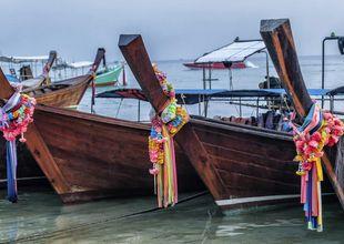 Båtolycka i Thailand – turister saknas