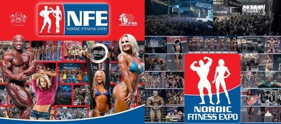 BODY TV på Nordic Fitness Expo!
