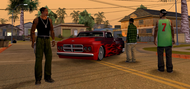 HD-remake av GTA: San Andreas?