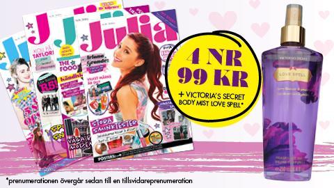 Prenumerera på Julia!