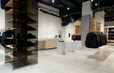 NN.07 öppnar konceptbutik