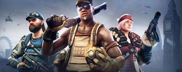Förhandstitt - Enemy Territory gör comeback i Dirty Bomb