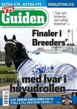V75 Guiden nr 53, 2014