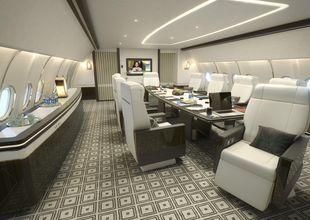 Ny VIP-inredning från Airbus