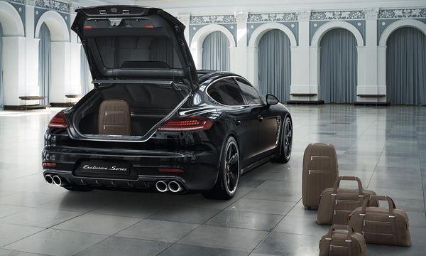 Nu kommer en superlyxig Porsche Panamera