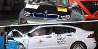 Qoros 3 slår ut alla konkurrenter i Euro NCAP