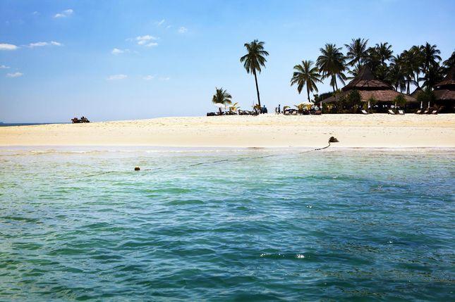 öar i thailand