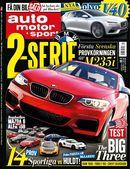 4/2014: Nya Volvo V40 - Ny BMW provkörd