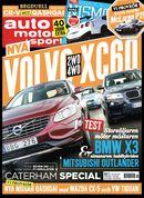 5/2014: Nya Volvo XC60 mot BMW och Mitsubishi