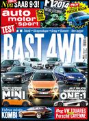 6/2014: 4WD-test + F1-bilaga