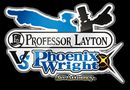 Professor Layton vs. Phoenix Wright: Ace Attorney logotyp