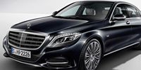 Maybach gör comeback med extra lång Mercedes S-klass